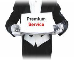 Servicii premium
