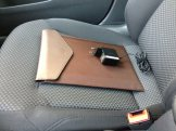 Asus ZenBook Touch in masina