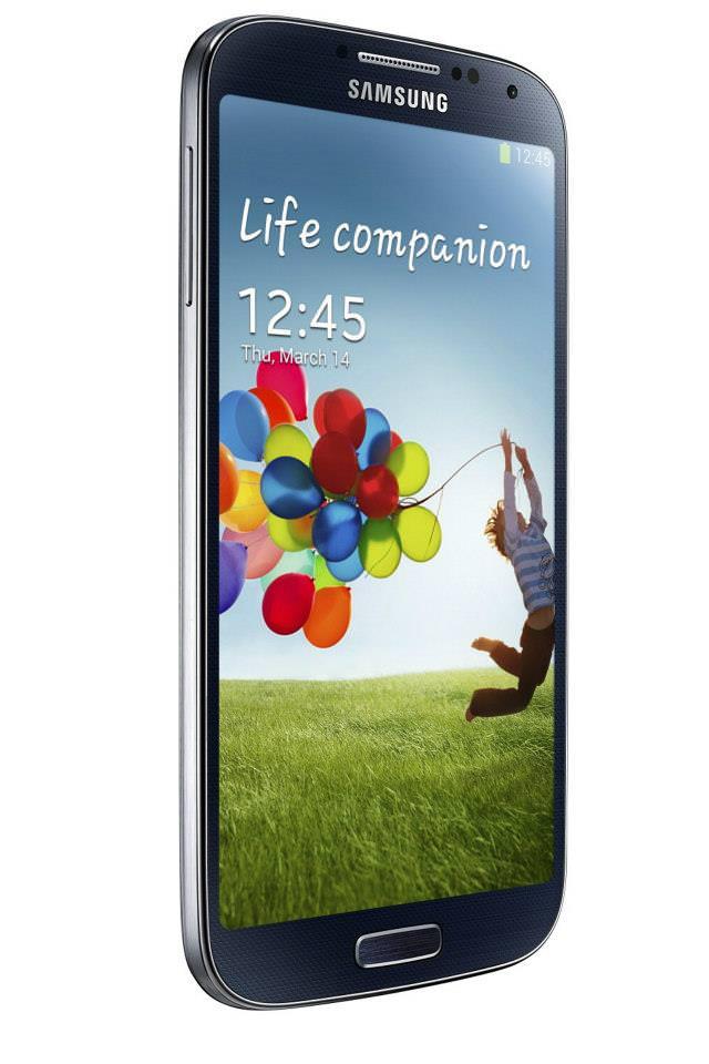 Poza oficiala Samsung Galaxy S4