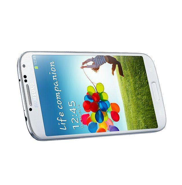 Samsung Galaxy S4 alb