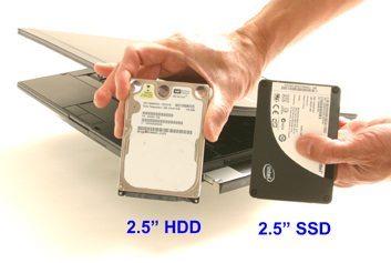 HDD SSD. Cea mai bună metodă de îmbunătățire a vitezei unui laptop?