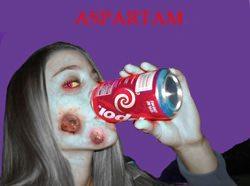Aspartam egal otravă dulce