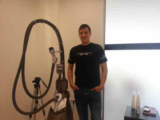 Gabriel Ursan VelaSmooth Pro 3