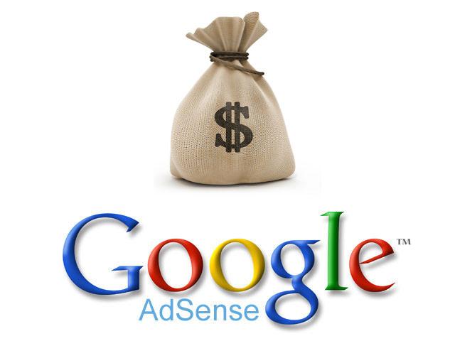 AdSense pe blog