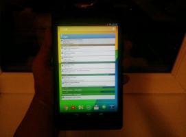 Nexus 7 2 calendar