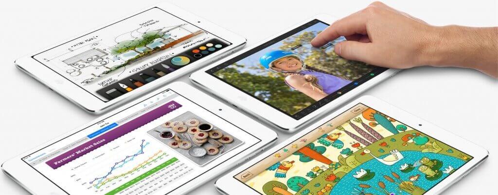 iPad mini cu retina display poza 4