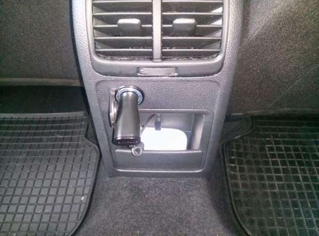 wireless in masina