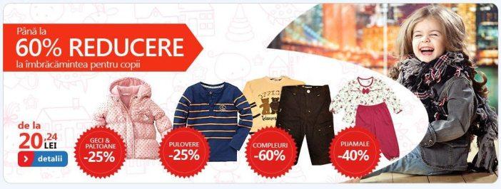 Reduceri haine copii