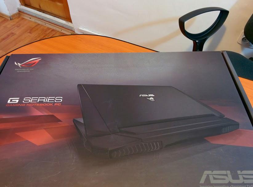 Laptop Asus ROG 1