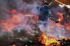 Violente Ucraina
