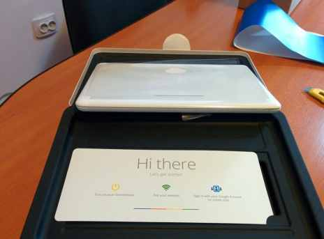 HP Chromebook 11 6