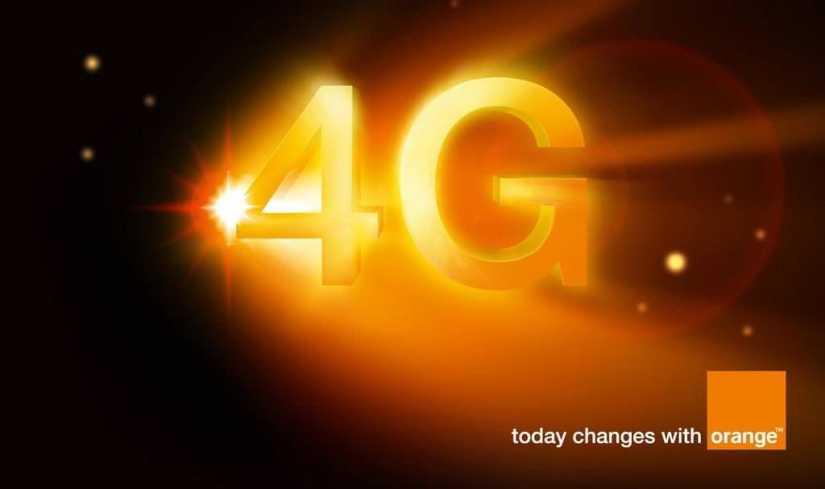 Orange 4G Galati