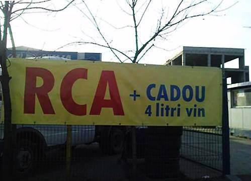 RCA Cadou 4 litri de vin