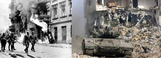 Germania 1940 vs Israel 2014 25