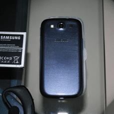 Samsung Galaxy S3 poza 2