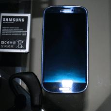 Samsung Galaxy S3 poza 8