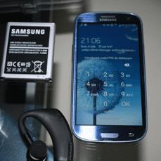 Samsung Galaxy S3 poza 9