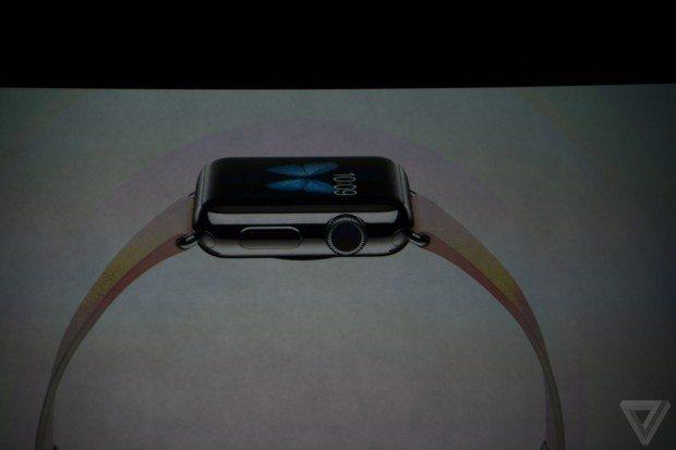 Apple Watch poza 3