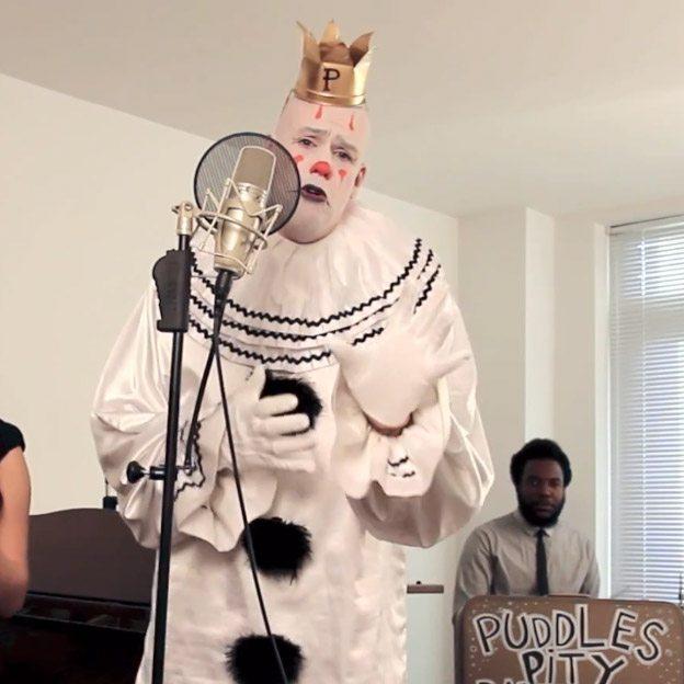Radio clown