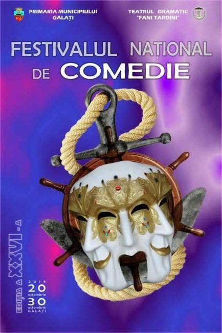 Festival Comedie Galati 2014