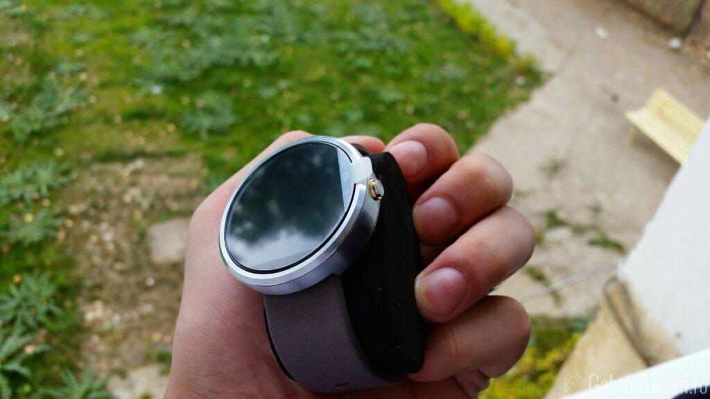 Moto 360 in Romania