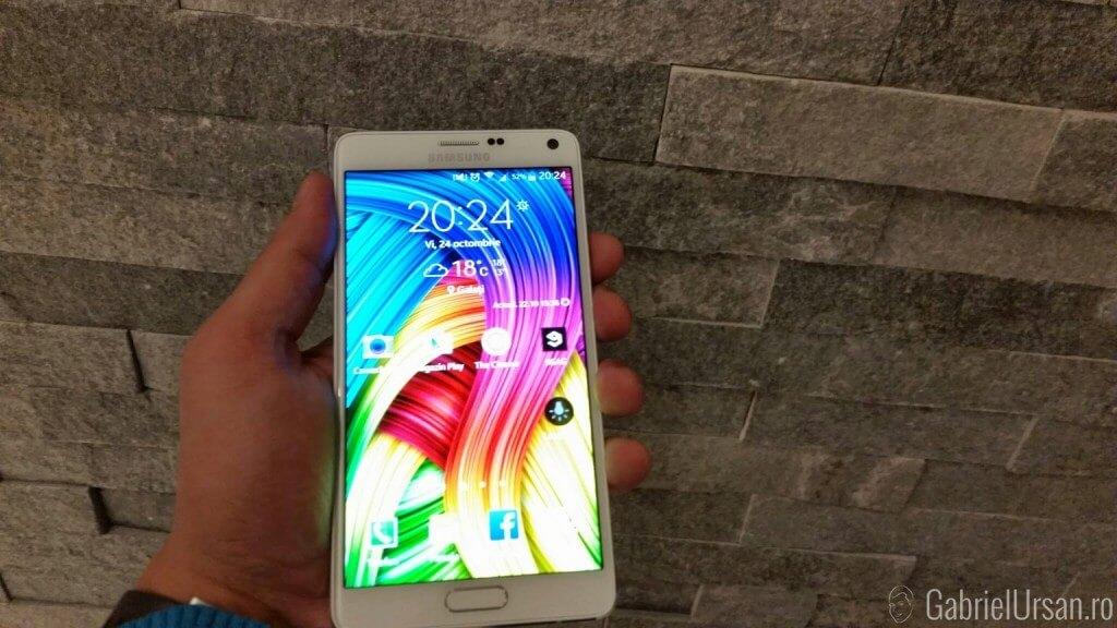 Samsung Galaxy Note 4 poza 2