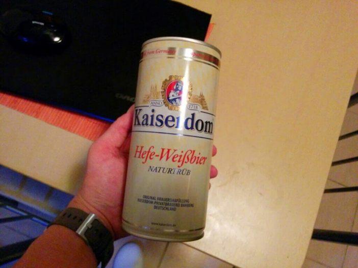 Bere alba la un litru