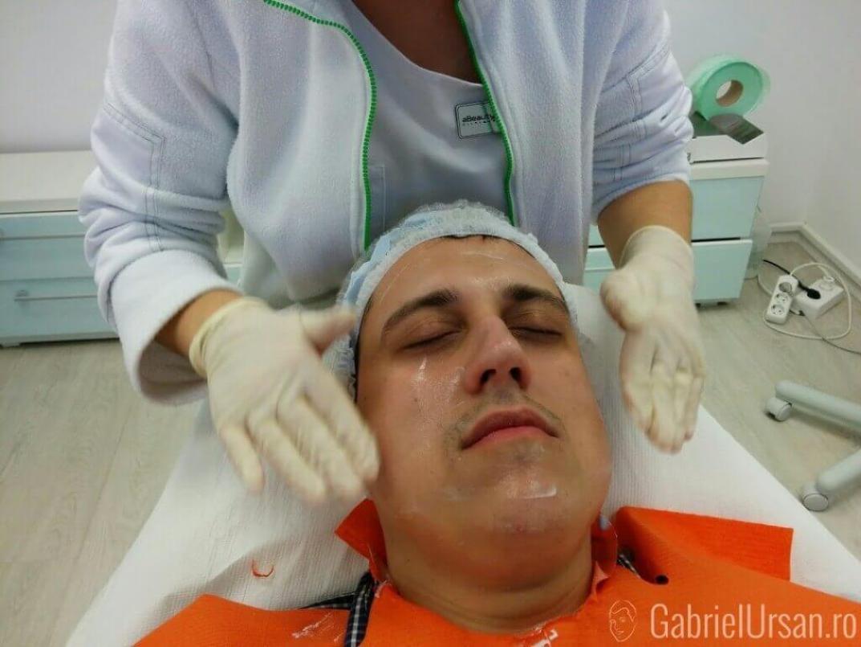 Tratament facial Thalgo la aBeauty clinique 2