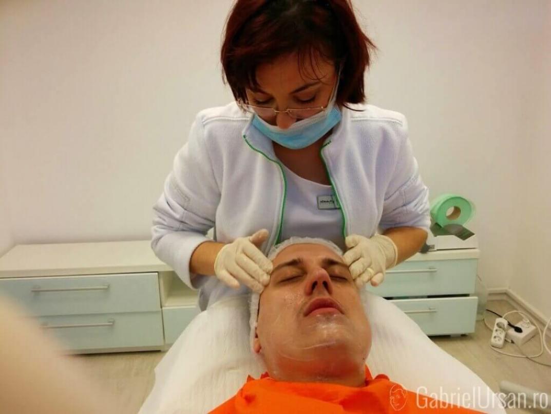Tratament facial Thalgo la aBeauty clinique 3