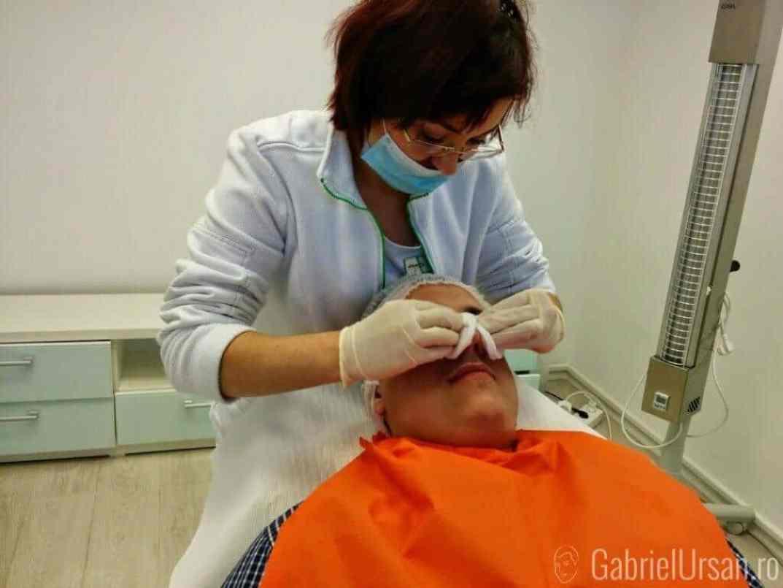 Tratament facial Thalgo la aBeauty clinique 5