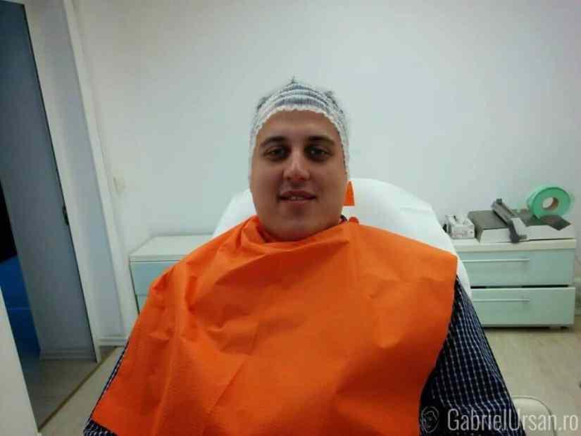 Tratament facial Thalgo la aBeauty clinique 7