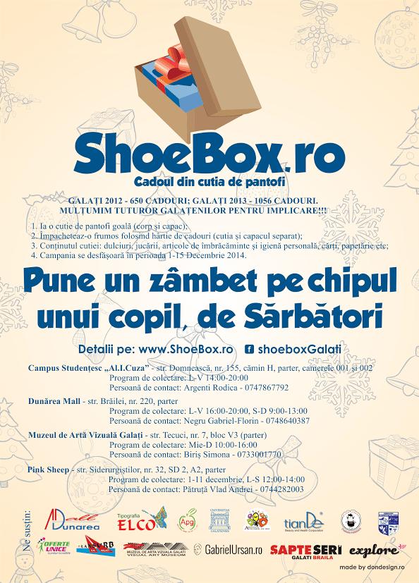 Afis ShoeBox 2014