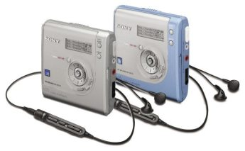 Sony Mini Disc