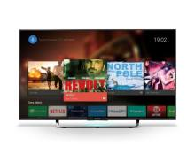 Sony BRAVIA KD-49X8300C_ANDROID