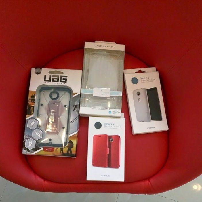 Carcase Nexus 6