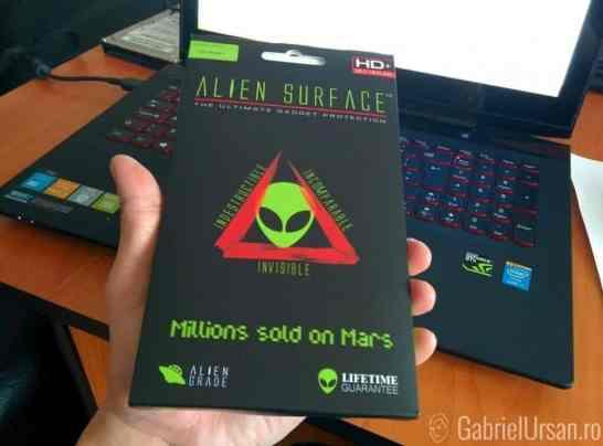 Folie Alien Surface 1