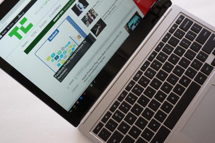 Chromebook Pixel 2 poza 1