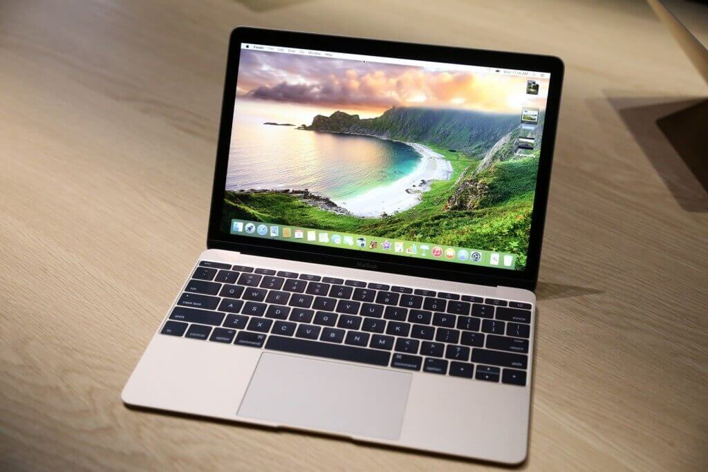 Poza New MacBook