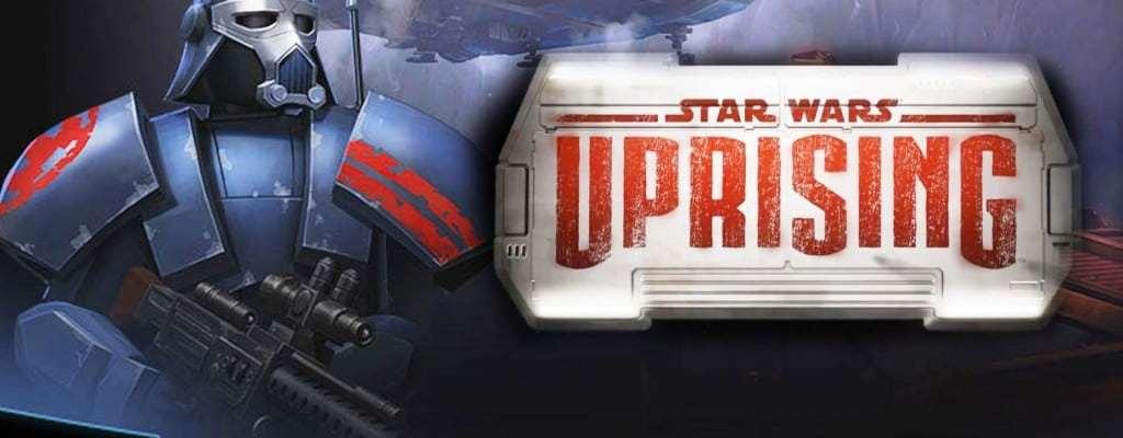 Recomandare joc: Star Wars Uprising
