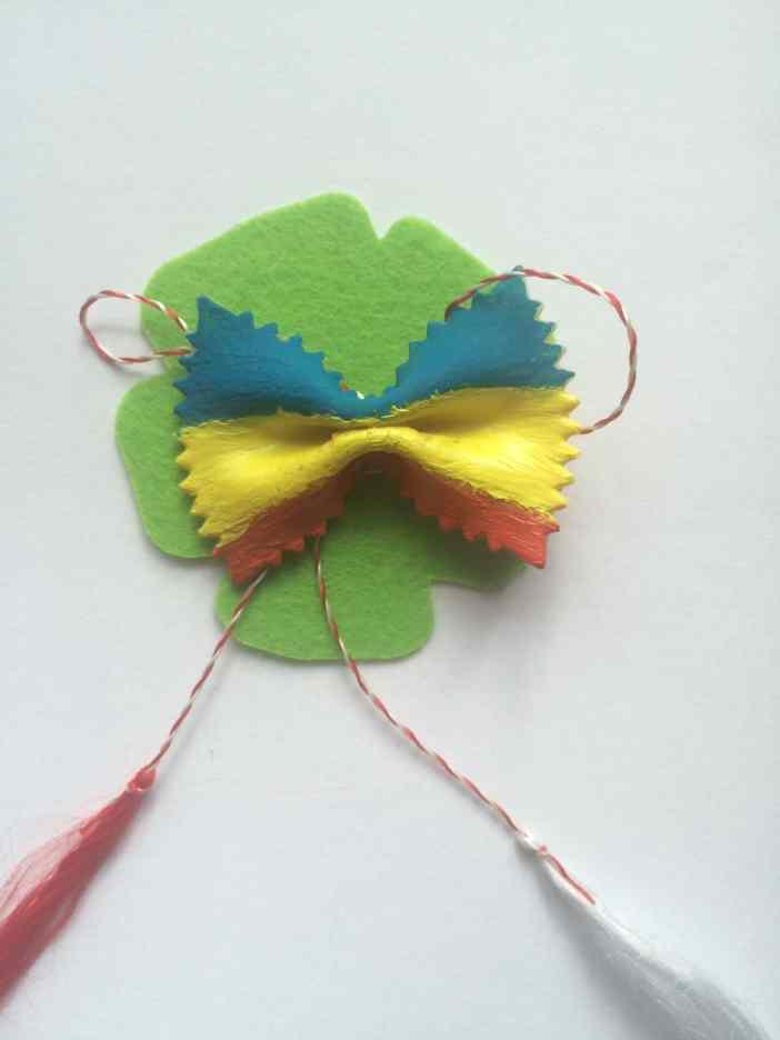 Martisor tricolor