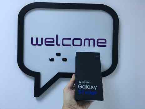 Bine ai venit Samsung Galaxy S7 edge