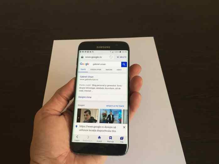 Galaxy S7 edge poza 9