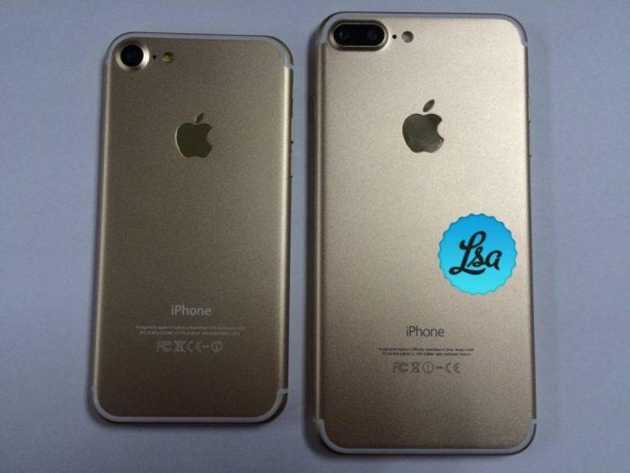Noile iPhone 7 imagini