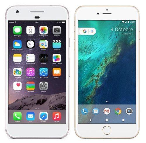 iPhone vs Pixel