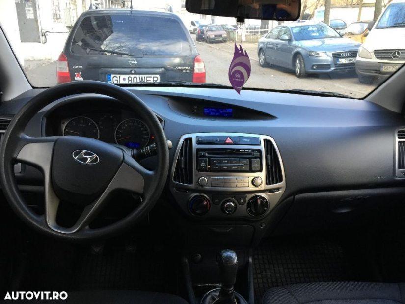 Hyundai I20 de vanzare 5