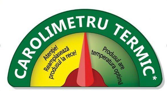 Calorimetru Termic Caroli Salam Semenic Extra