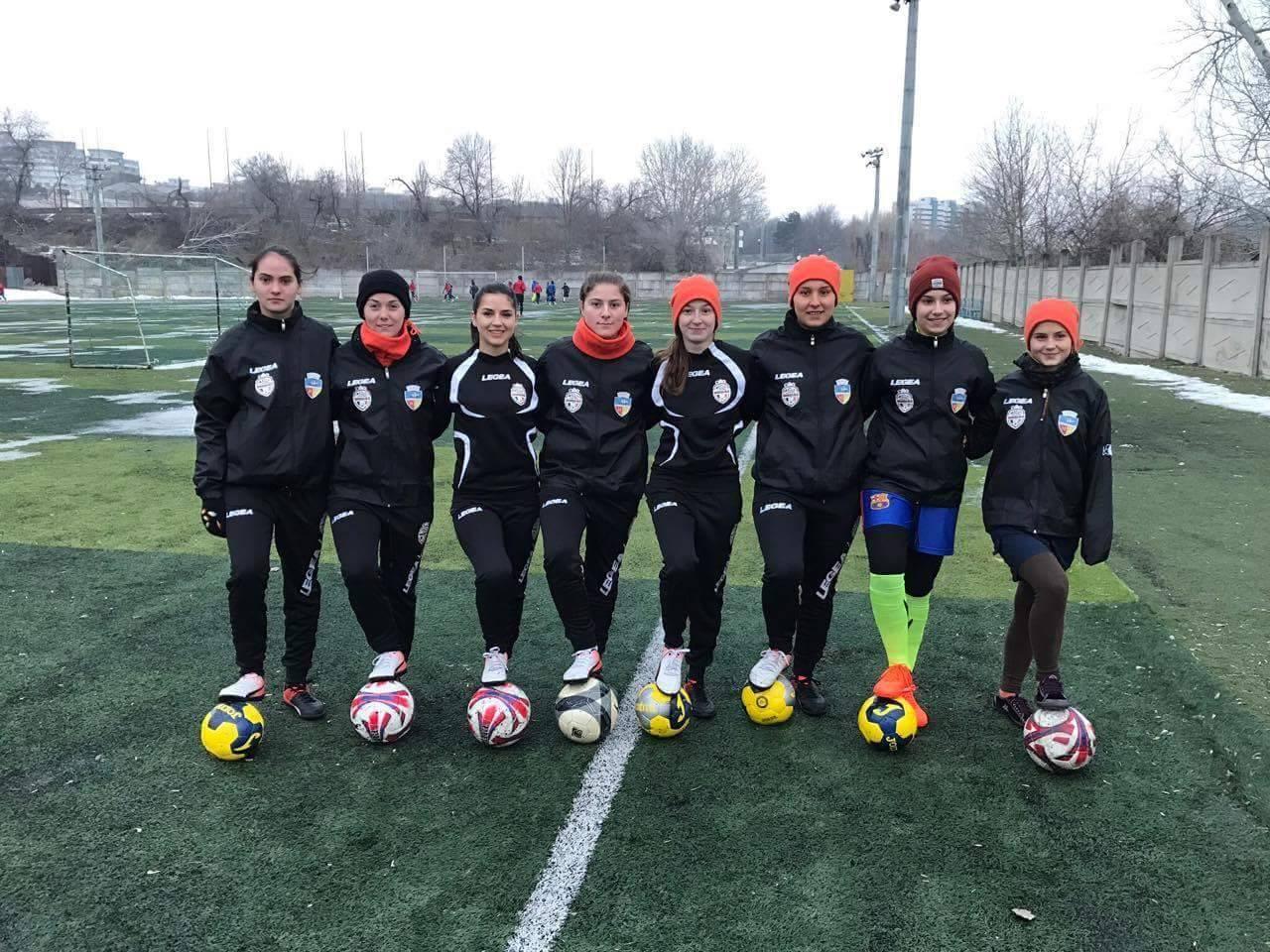 Echipa fotbal feminin Galati