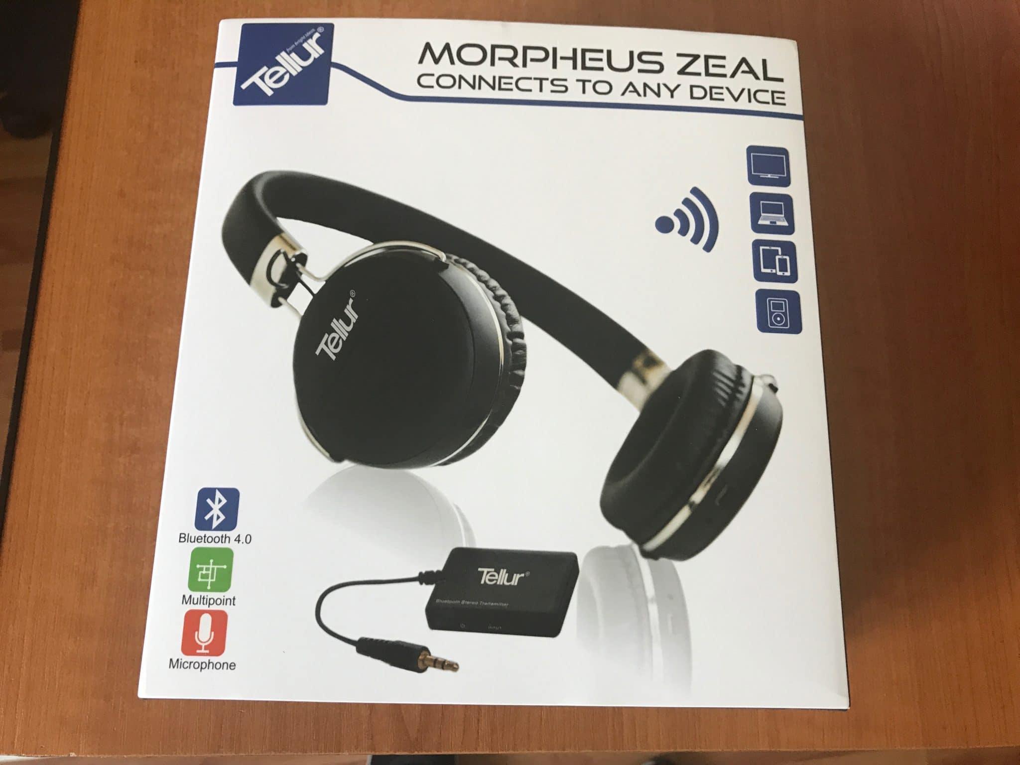 Casti wireless Morpheus Zeal