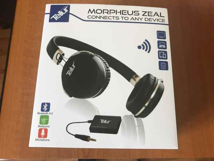 Casti wireless Morpheus Zeal