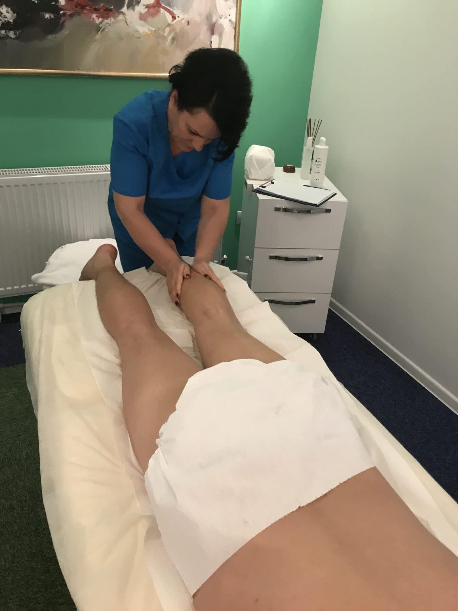 Gabriel Ursan Masaj Terapeutic Picioare